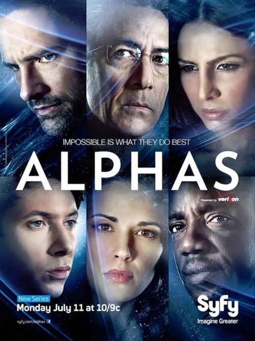 Summer TV Preview: Alphas