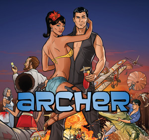 Archer's Moment of Goodness: Archer Has To Touch His Mother's Vibrator