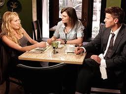 Moment of Goodness: Hannah and Brennan Bond on Bones