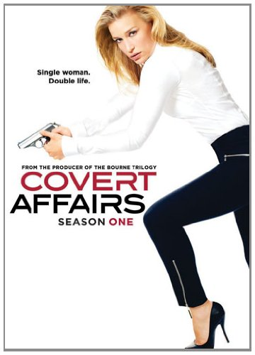 Get With the Program and WIN Covert Affairs, Season 1 on DVD