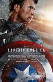 TV Ties: Captain America The First Avenger
