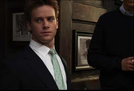 TV Ties: The Social Network's Armie Hammer