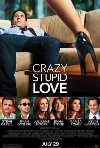 TV Ties: Crazy, Stupid, Love.
