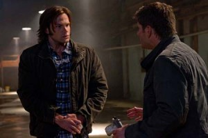 "Rewind and Repeat: The Dean is really Lucifer Scene, Supernatural ""Hello, Cruel World"""