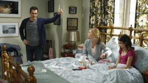 Modern Family's Moment of Goodness: Phil's Job Goes Get the Best of Him