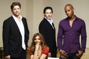 Summer TV Crush: The Guys of USA Network's Necessary Roughness