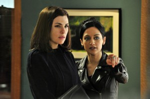 "It's Complicated: Kalinda Decides to Stay, The Good Wife ""Getting Off"""