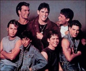 TV Ties: The Cast from 1983's The Outsiders