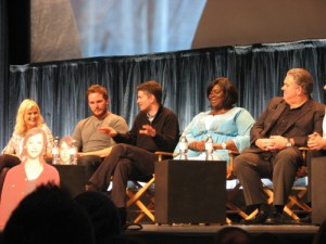 TV Goodness Reports: Memorable Moments + Scoop from Parks and Rec @ PaleyFest 2012