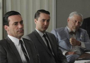 Mad Men's Moment of Goodness: Don Pays Pete's Share