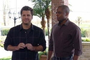 "Psych ""Shawn Rescues Darth Vader"""