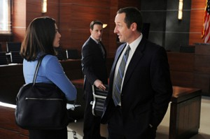 Guest Star Goodness: Sam Robards on The Good Wife and Body of Proof