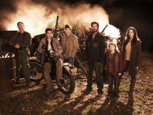 Summer TV Crush: Noah Wylie and Drew Roy, Falling Skies