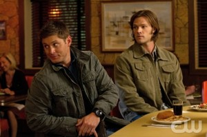 "Rewind and Repeat: Dean Lip Syncs Air Supply, Supernatural ""Slash Fiction"""