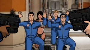 "What They Said: Favorite Quotes from Archer ""Space Race, Part II"""