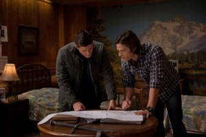 "What They Said: Favorite Lines Supernatural ""Mannequin 3: The Reckoning"""