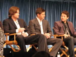 Moment of Goodness: Supernatural, PaleyFest 2011