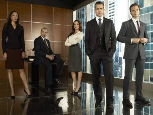 Suits Renewed for Season 2