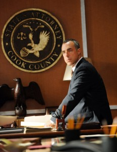 Guest Star Goodness: Titus Welliver on The Good Wife