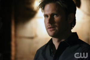 "Moment of Goodness: Alaric Turns Deadly at the Dinner Table, The Vampire Diaries, ""The Dinner Party"""