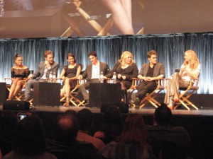 TV Goodness Reports: Memorable Moments + Scoops from The CW's The Vampire Diaries Panel @ PaleyFest 2012