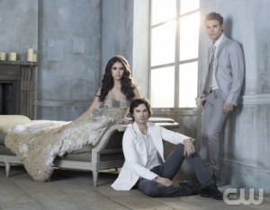 The Vampire Diaries: Sexiest Moments from Season 3 So Far