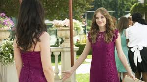 """It's Complicated: Charlotte is Emily's Half-Sister on Revenge """"Infamy"""""""