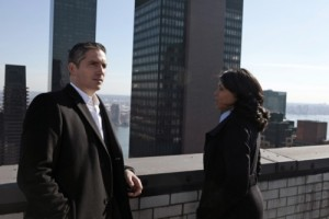 """Guest Star Goodness: Person of Interest """"Risk"""""""