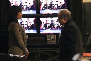 """Moment of Goodness: Olivia Confronts President Grant, Scandal """"Sweet Baby"""""""