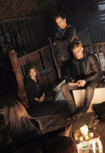 "3 Shocking Developments on The Secret Circle's ""Witness"""