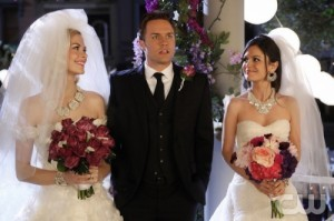 "It's Complicated: Zoe (sort of) Makes Her Choice, Hart of Dixie ""The Big Day"""