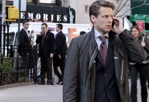 Jacob Pitts. Photo Credit: Giovanni Rufino/Warner Bros.