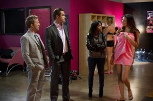 "Guest Star Goodness: Franklin & Bash ""Waiting on a Friend"""