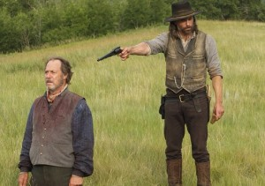"Moment of Goodness: Bohannon Kills Doc, Hell on Wheels ""Purged Away with Blood"""