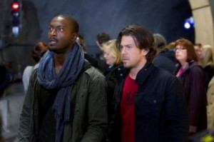 "9 Moments of Goodness: Eliot, Parker & Hardison Save the Day, Leverage ""The Rundown Job"""