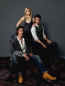 TV Goodness Chats with Haven's Emily Rose, Lucas Bryant, and Eric Balfour [Part 1]