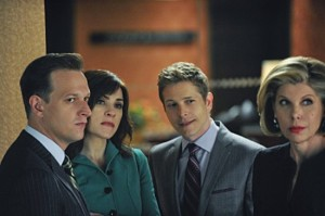 "Guest Star Goodness: The Good Wife S4 Premiere ""I Fought the Law"""