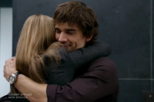 """Moments of Goodness: Covert Affairs """"Wishful Beginnings"""""""