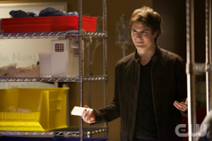 "The Vampire Diaries ""The Rager"""