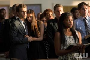"""The Vampire Diaries """"Memorial"""""""