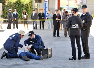 "NCIS ""Shell Shock"" Part I"