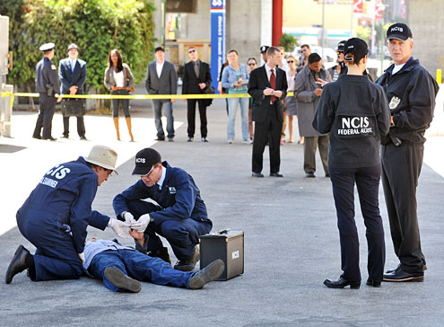NCIS Preview: Shell Shock Part I [VIDEO]