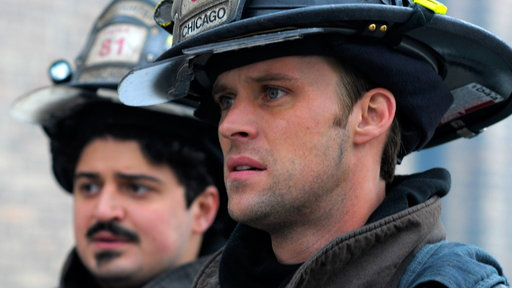"Chicago Fire ""It Ain't Easy"""