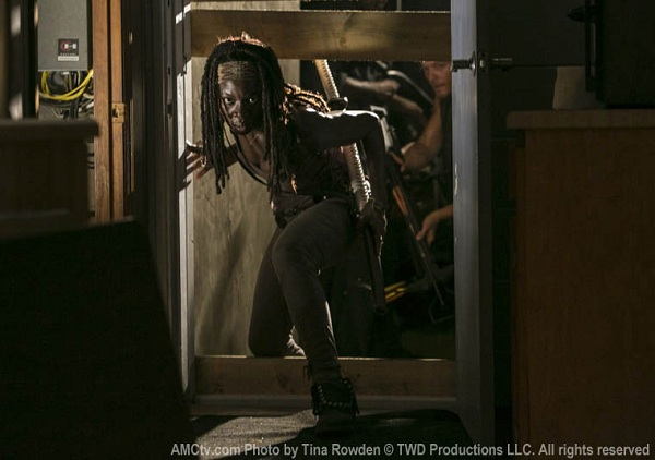 """The Walking Dead """"Made To Suffer"""""""
