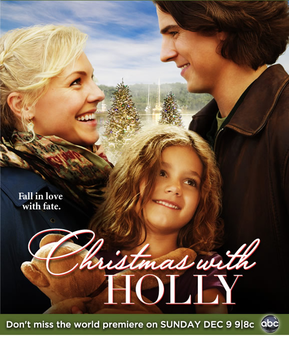 Christmas With Holly.Holiday Movie Preview Hallmark Hall Of Fame Christmas With