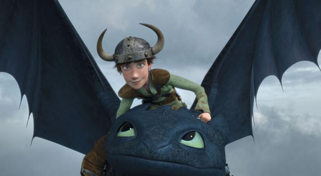 Holiday Special Preview: Dreamworks Dragons: Gift of the Night Fury [PHOTOS]