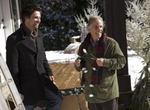 Holiday Movie Preview (Alphas Edition): The Most Wonderful Time of the Year
