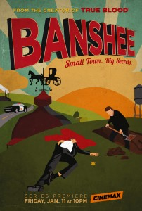 Banshee Series Premiere Preview [VIDEO and PHOTOS]