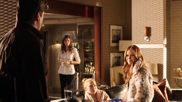 "Guest Star Goodness: Castle ""Significant Others"""