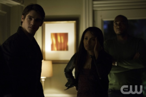 "The Vampire Diaries ""A View to a Kill"""